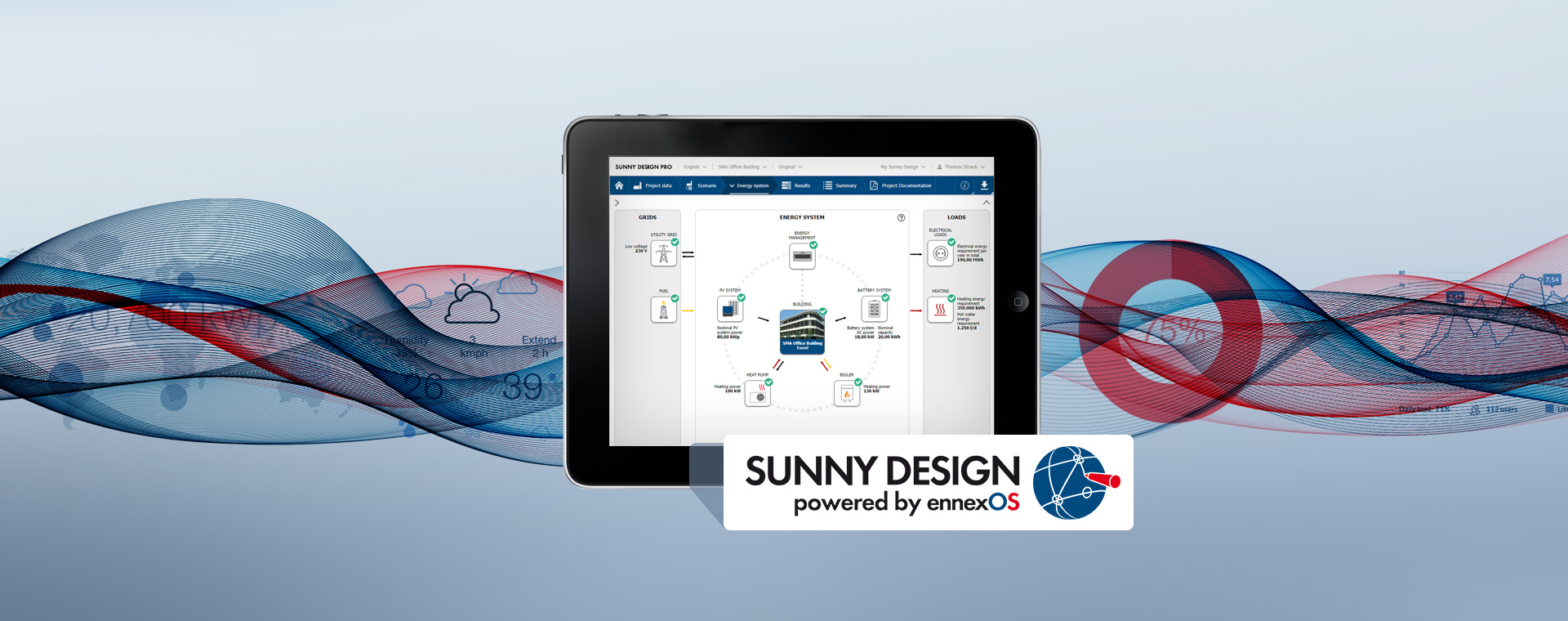 Www Pro Design Com sunny design pro - sma ennexos - cross sector energy management